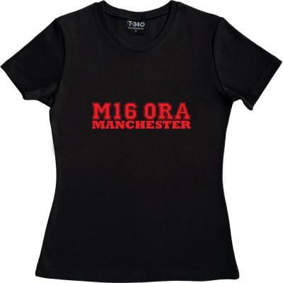 M16 0RA Manchester