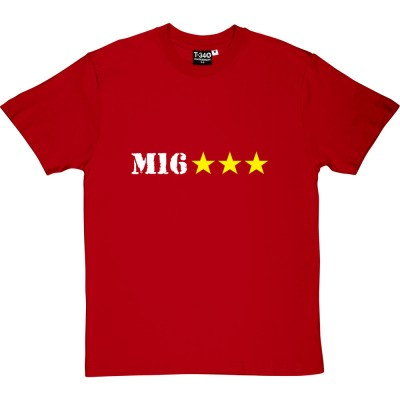 M16 3 Stars