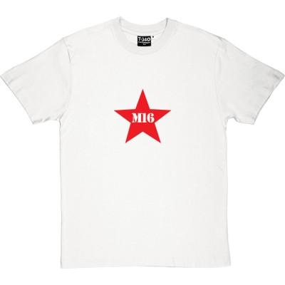 M16 Red Star