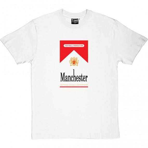 Manchester: 20 Times Class A Champions T-Shirt