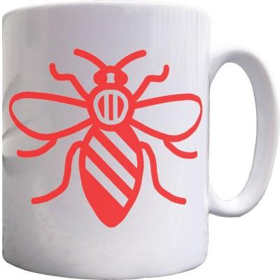 Manchester Bee Ceramic Mug