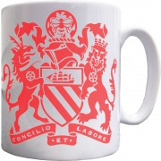 Manchester Coat of Arms Ceramic Mug