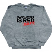 Manchester Is Rojo T-Shirt