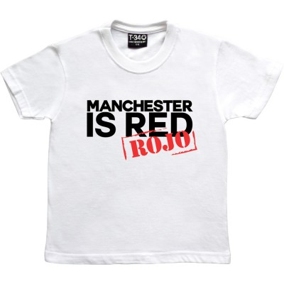 Manchester Is Rojo
