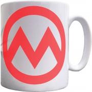 Manchester M Ceramic Mug