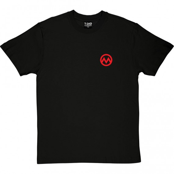 Manchester M (Pocket Print) T-Shirt