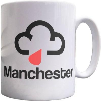 Manchester Rain Ceramic Mug