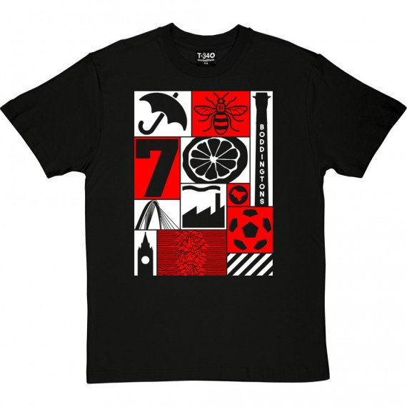 Manchester Symbols T-Shirt