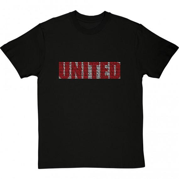 Manchester United UNITED T-Shirt