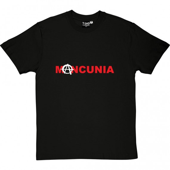 Mancunia Anarchy T-Shirt