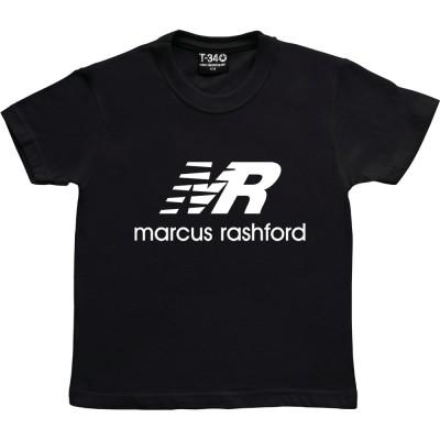 "Marcus Rashford ""MR"""
