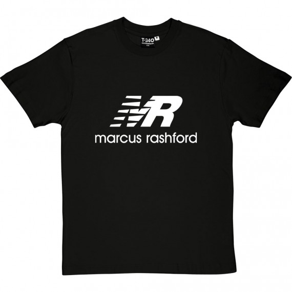 "Marcus Rashford ""MR"" T-Shirt"