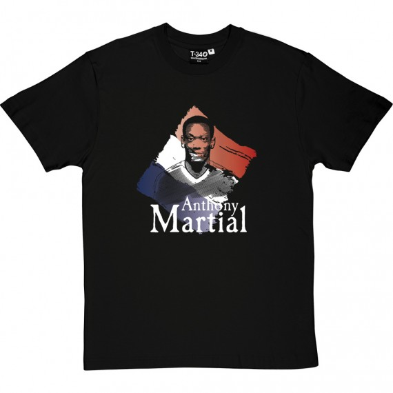 Anthony Martial: Tricolour T-Shirt