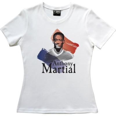 Anthony Martial: Tricolour