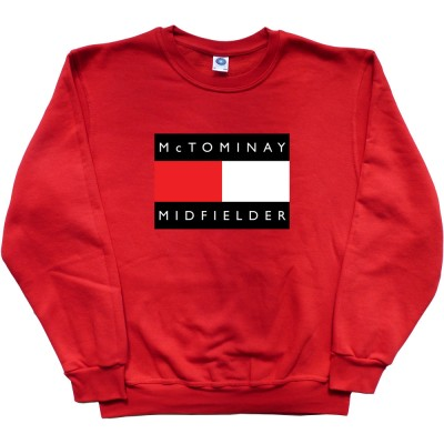 McTominay: Midfielder