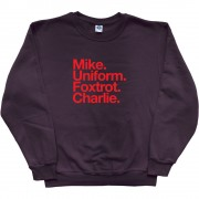 Mike Uniform Foxtrot Charlie T-Shirt