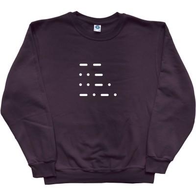 Man United Morse Code