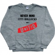 Never Mind City B****cks T-Shirt