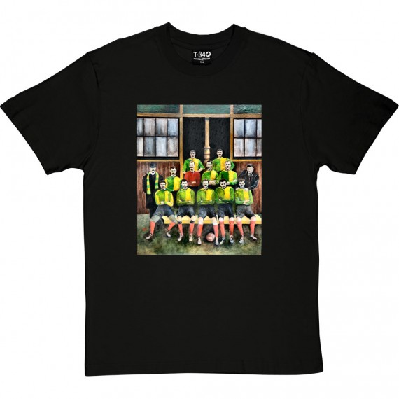 Newton Heath 1892-93 T-Shirt