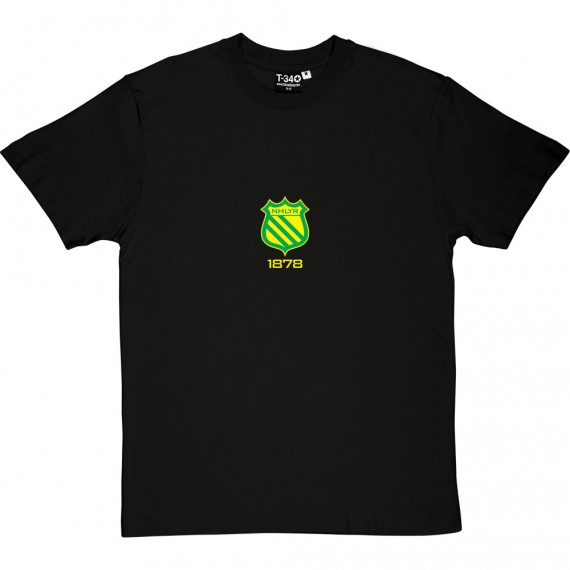 Newton Heath LYR Crest T-Shirt