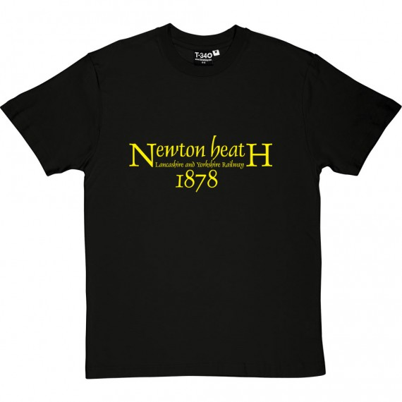 Newton Heath Lancashire and Yorkshire Railway T-Shirt