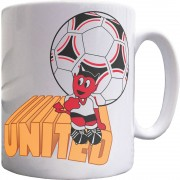 Old School Devil Ceramic Mug