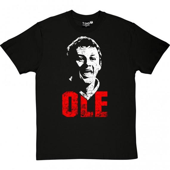 "Ole Gunnar Solskjaer ""Ole"" T-Shirt"