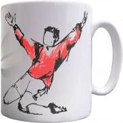 Ole Gunnar Solskjaer Sketch Ceramic Mug