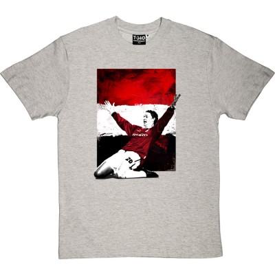 """Ole Gunnar Solskjaer """"Red, White & Black"""""""