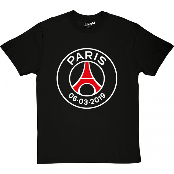 Paris 6-3-19 T-Shirt
