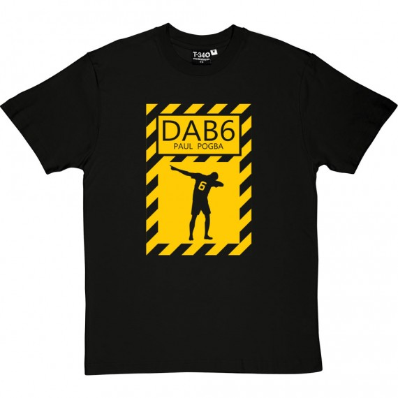 Paul Pogba: DAB6 T-Shirt