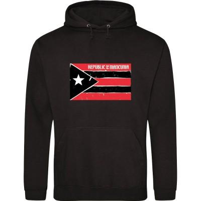 Republic Of Mancunia Cuba Flag
