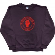 Republic of Mancunia Manchester Districts (Red Print) T-Shirt