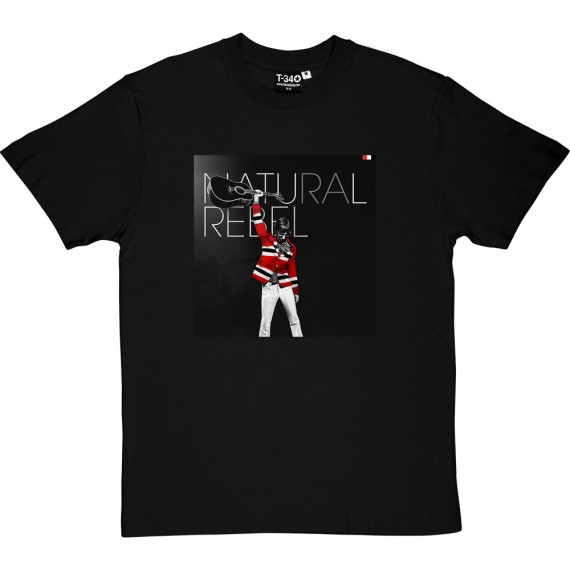 Richard Ashcroft: Red, White and Black T-Shirt
