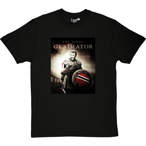 Roy Keane Gladiator T-Shirt