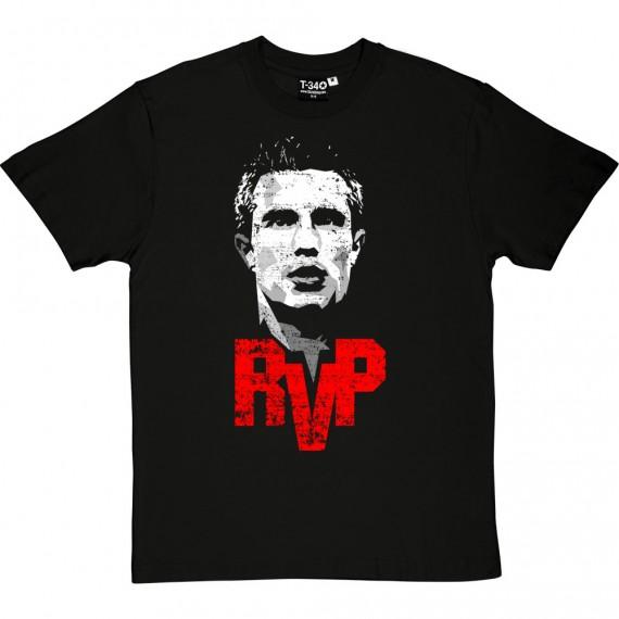 """Robin van Persie """"RVP"""" T-Shirt"""