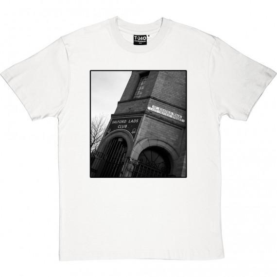 Salford Lads' Club Photgraph T-Shirt