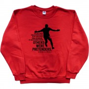 "Paul Scholes ""Pretenders"" Quote T-Shirt"