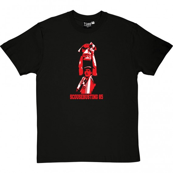 Norman Whiteside: Scousebusting 85 T-Shirt