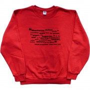 "Manchester United ""Soul"" Quote T-Shirt"