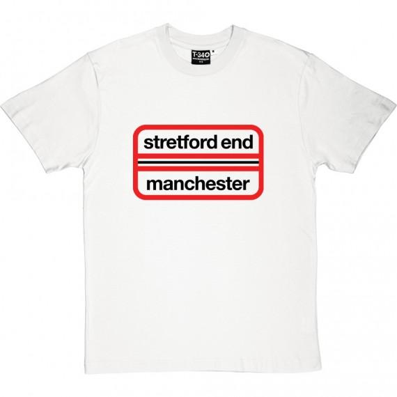 Stretford End, Manchester T-Shirt
