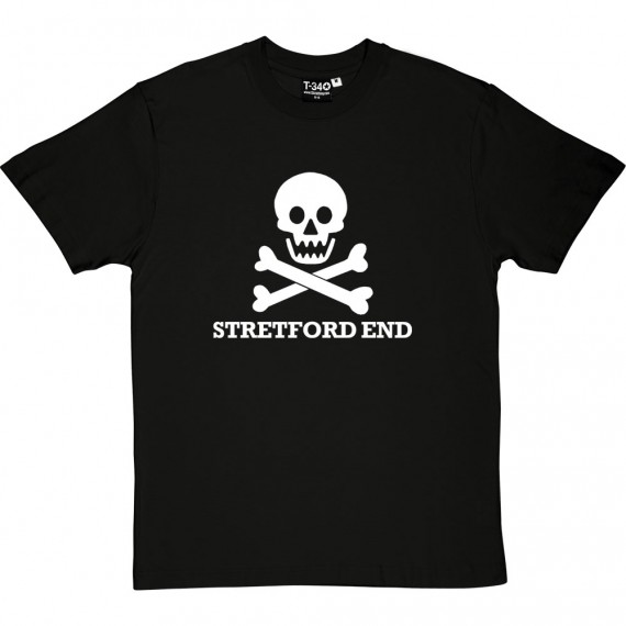 Stretford End Skull T-Shirt
