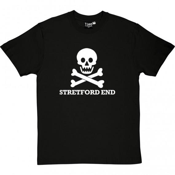 Stretford End Skull T-Shirt
