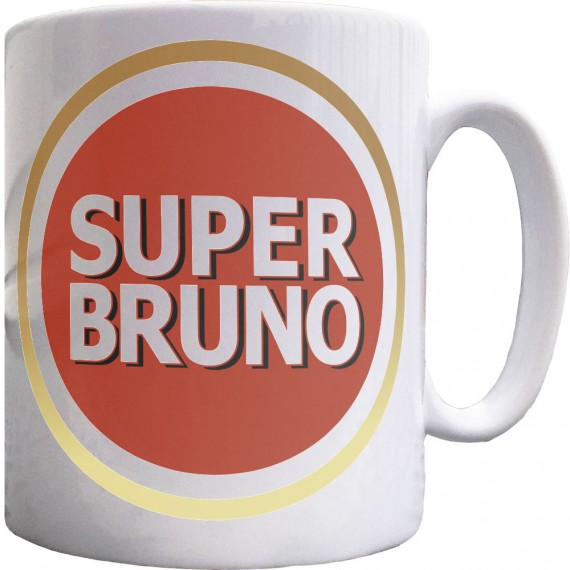 Super Bruno Ceramic Mug