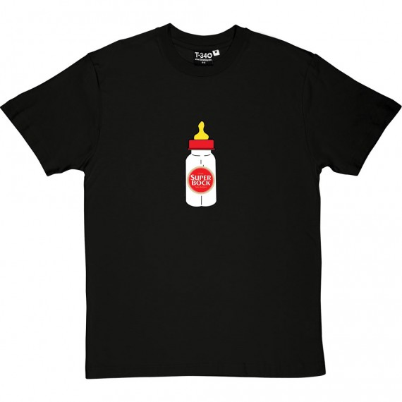 Super Bock Baby's Bottle T-Shirt