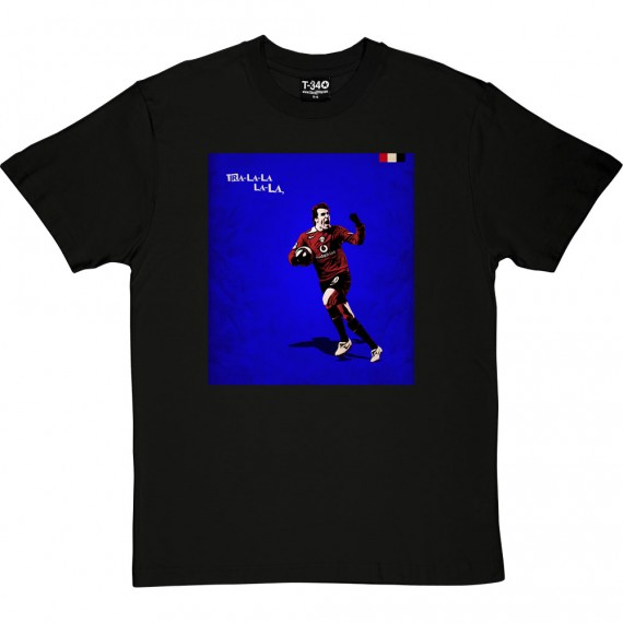 Ruud van Nistelrooy Tra-La-La-La-La T-Shirt