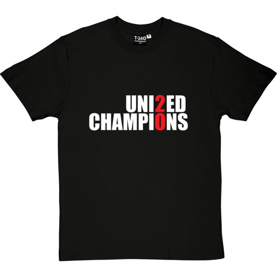 Uni2ed Champi0ns T-Shirt