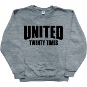 United: Twenty Times T-Shirt