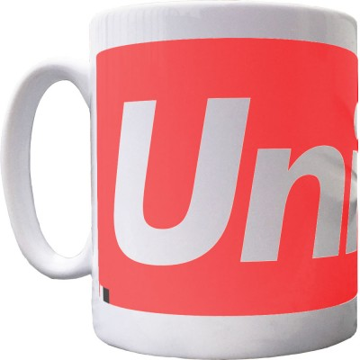 United Are Supreme Ceramic Mug