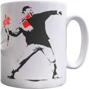 United Banksy Ceramic Mug